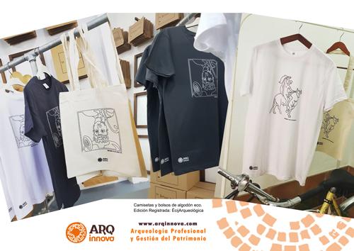 Camisetas-y-bolsos-de-algodón